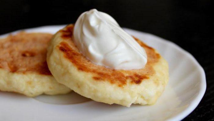 сырники из домашнего творога рецепт классический