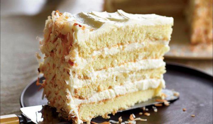 торт со сметаной на сковороде рецепт