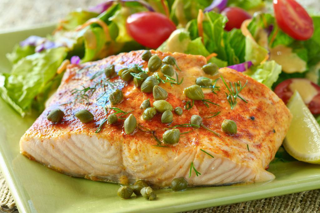 рыба на второе рецепты с фото клетках