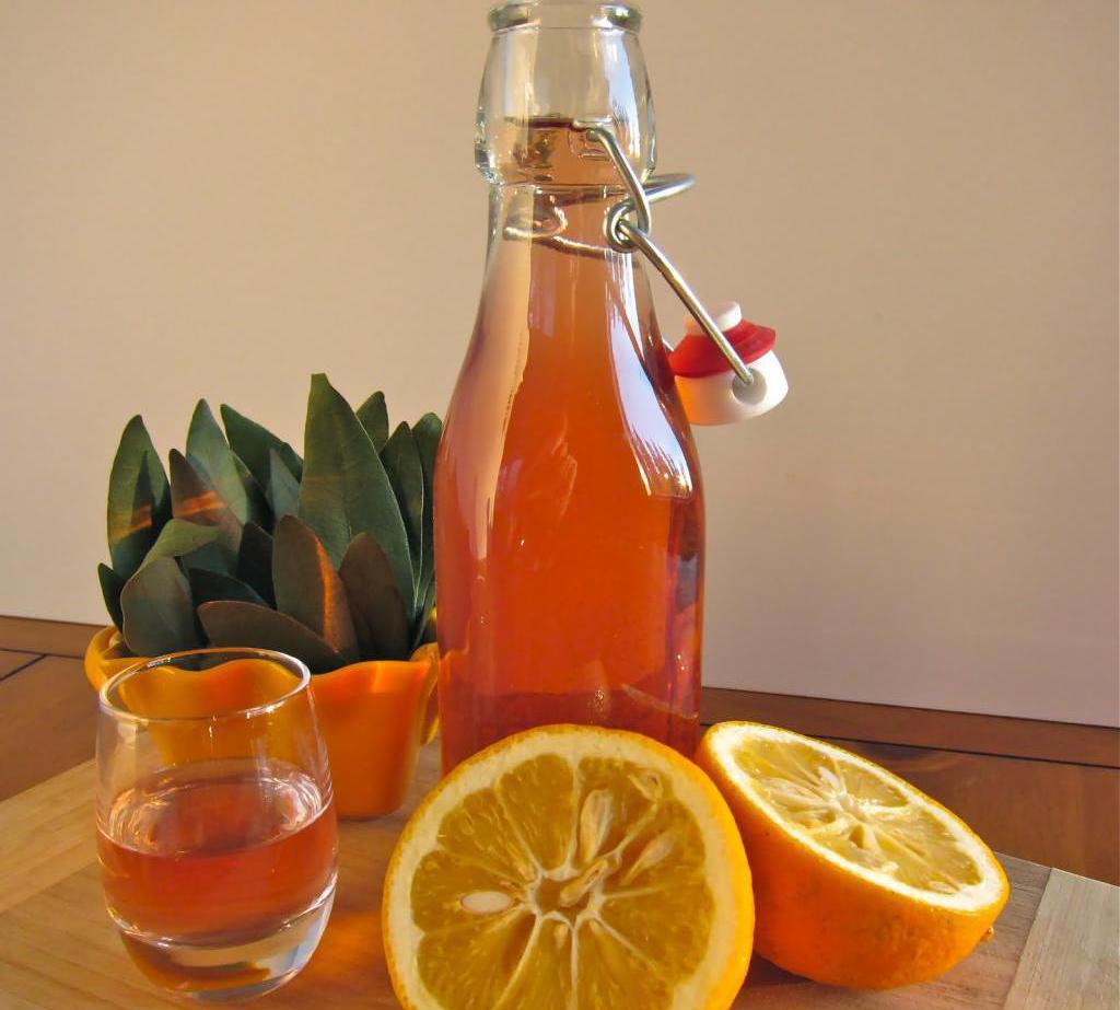 Рецепты вин из апельсина в домашних условиях