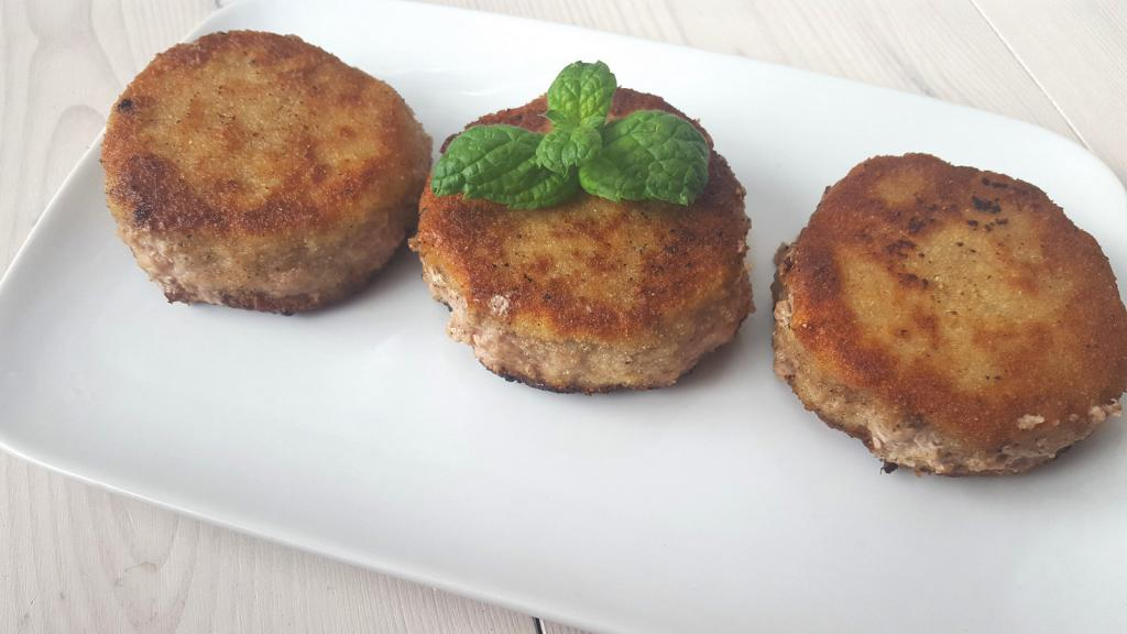Котлеты из говядины рецепт с пошаговым фото