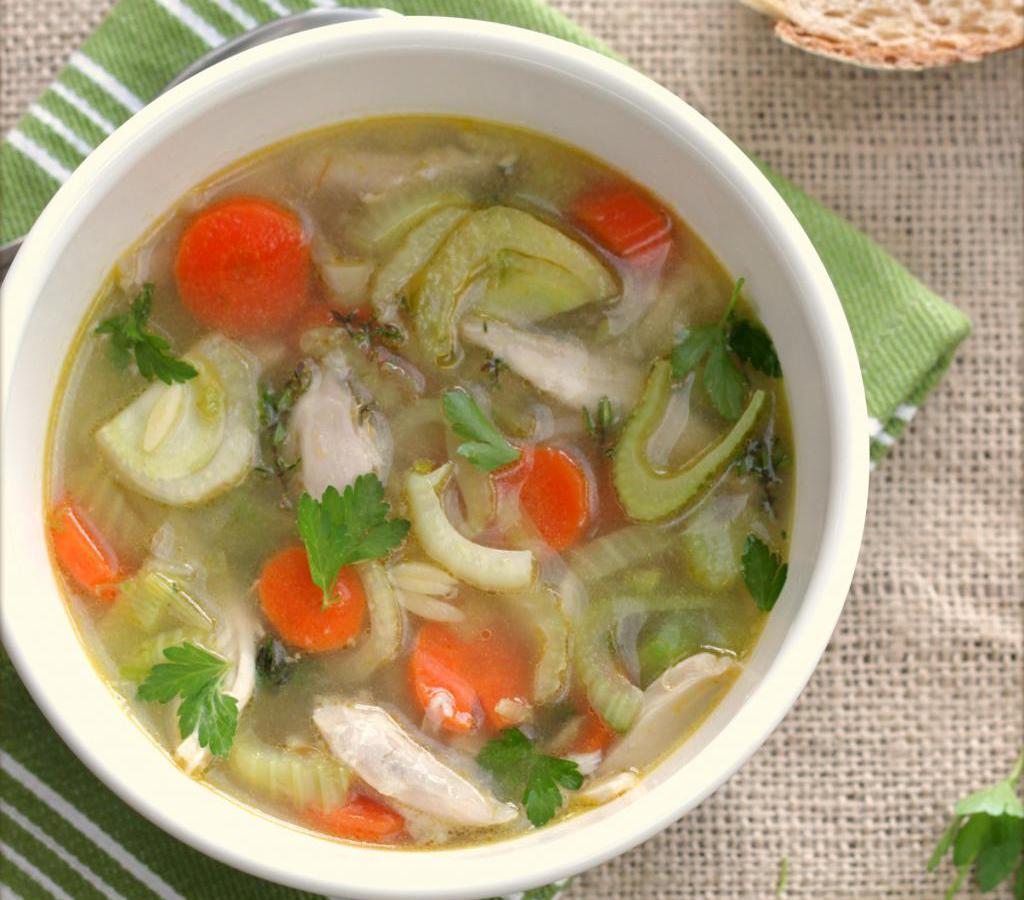 Какой суп можно есть при диете