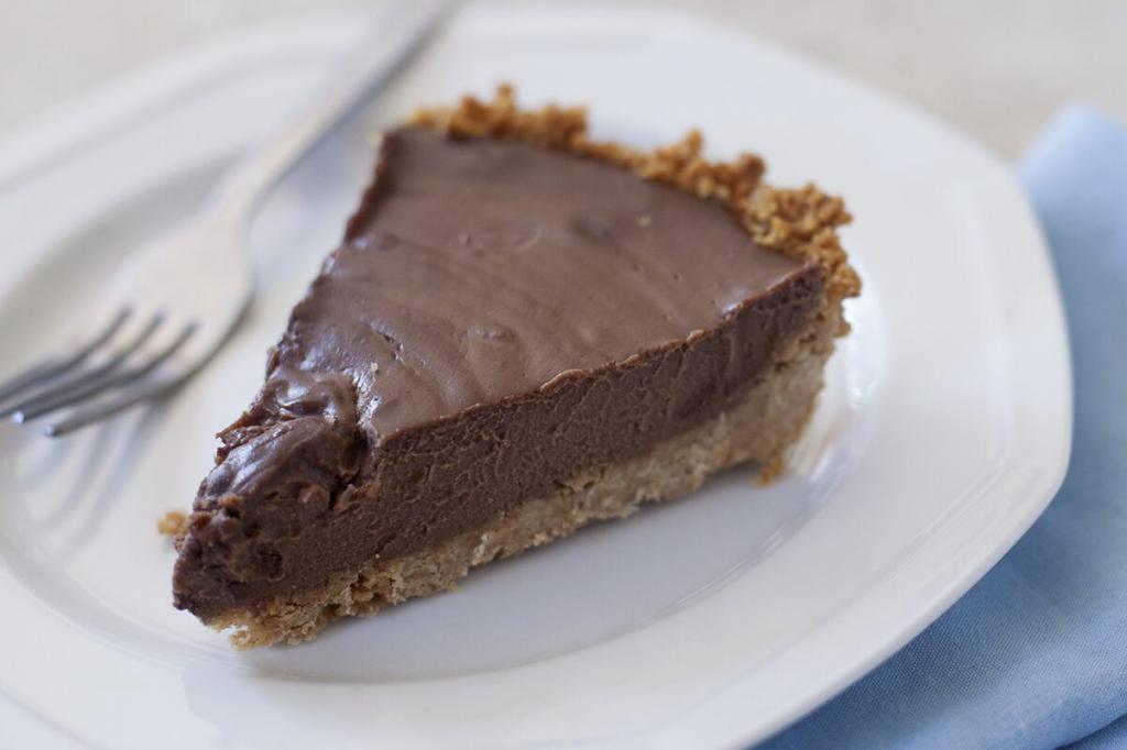 dark chocolate pastries and desserts