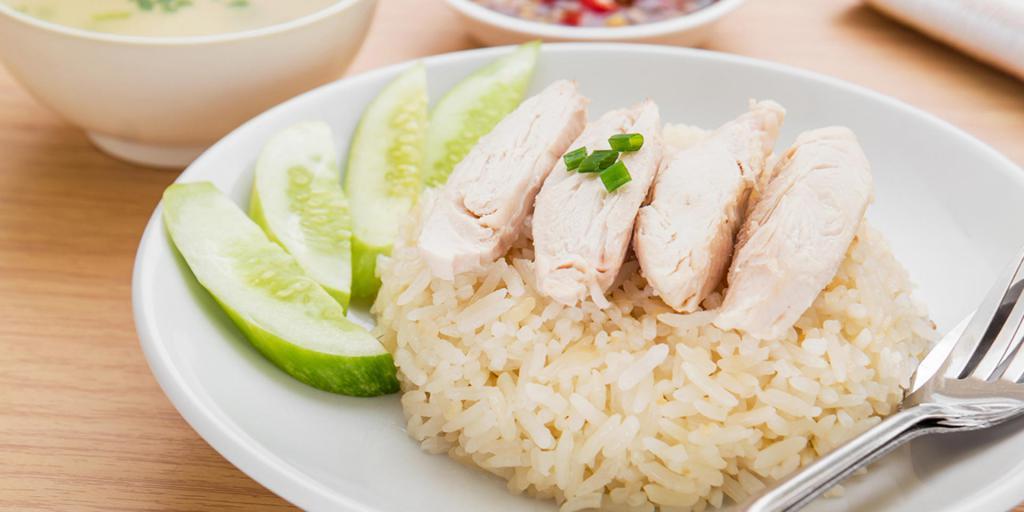Рисово мясная диета