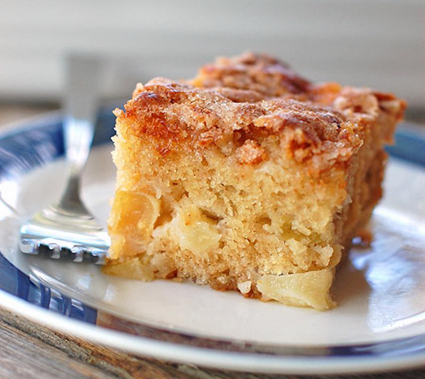 запрос рецепт нежного яблочного пирога с фото что