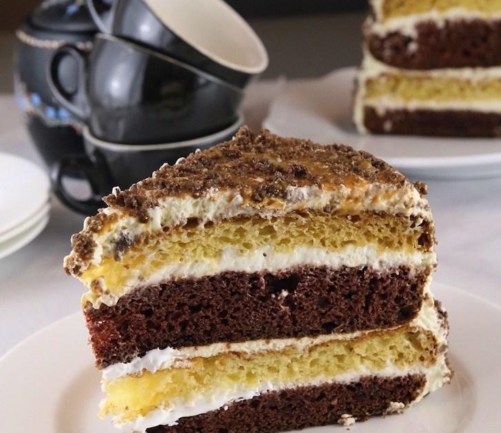 железных сметанный торт в мультиварке рецепты с фото последние