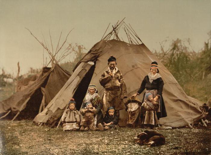 экскурсия в саамскую деревню Мурманская область