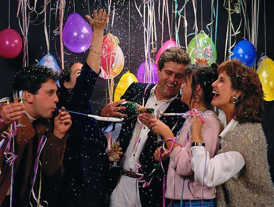 Как развлечь гостей на новый год