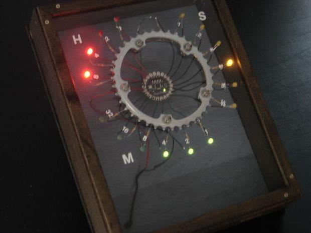 Arduino Binary Clock - Arduino Forum - Index