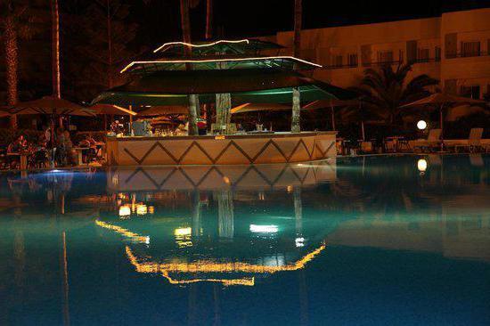 отель club hotel tropicana 3 тунис