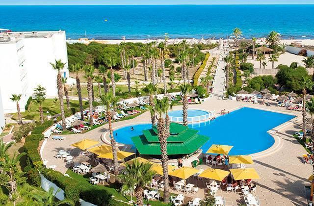 club hotel tropicana 3 отзывы