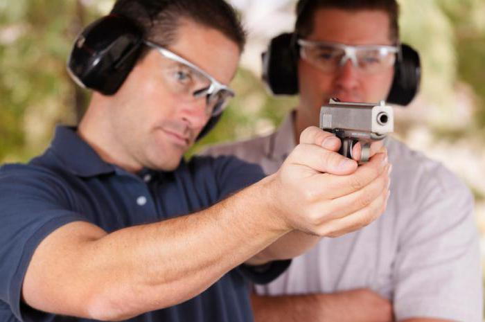 Как переоформляется травматическое оружие