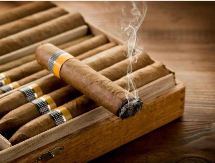 кубинские сигары в москве