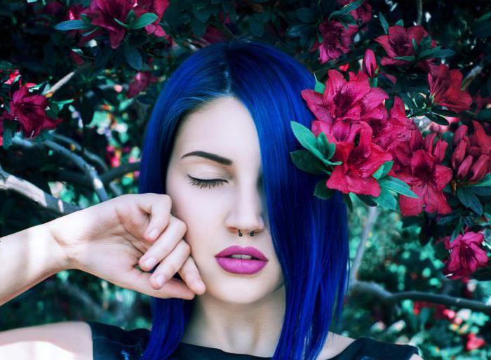 Crazy Color краска для волос отзывы