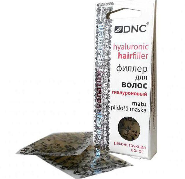 филлер для волос DNC отзывы