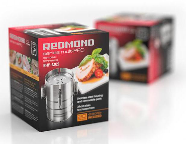 Redmond RHP M02