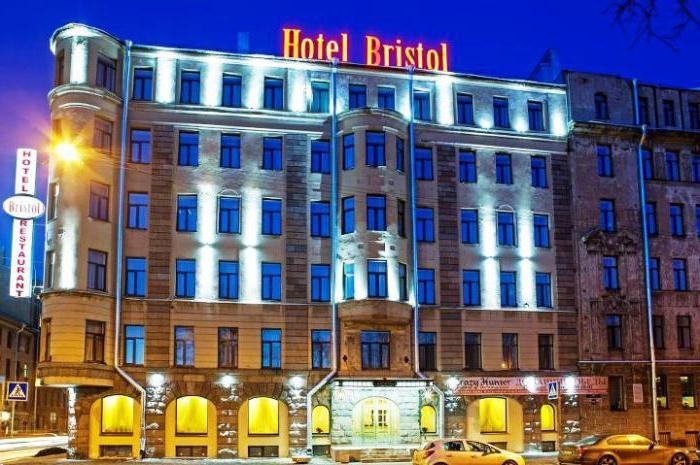 «Бристоль» — отель Санкт-Петербурга. Описание номеров, отзыв…