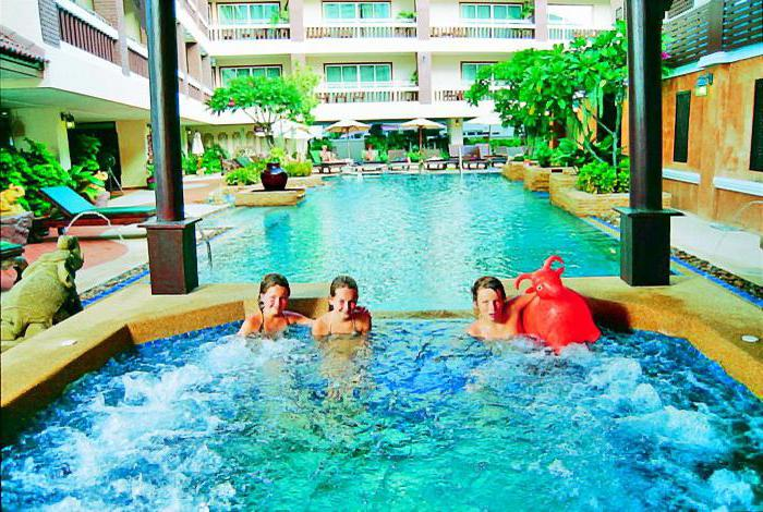 Aiyaree Place Hotel 3*, Паттайя: відгуки, фото, опис