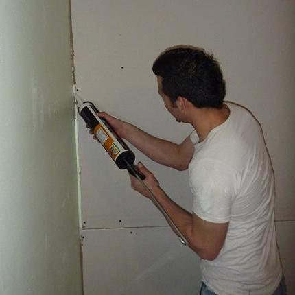 Виды шумоизоляции стен