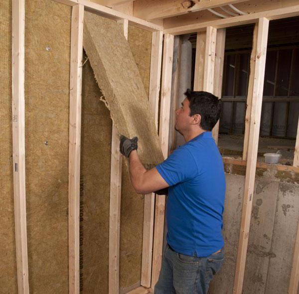 Лучшие комбинации материалов для шумоизоляции стен