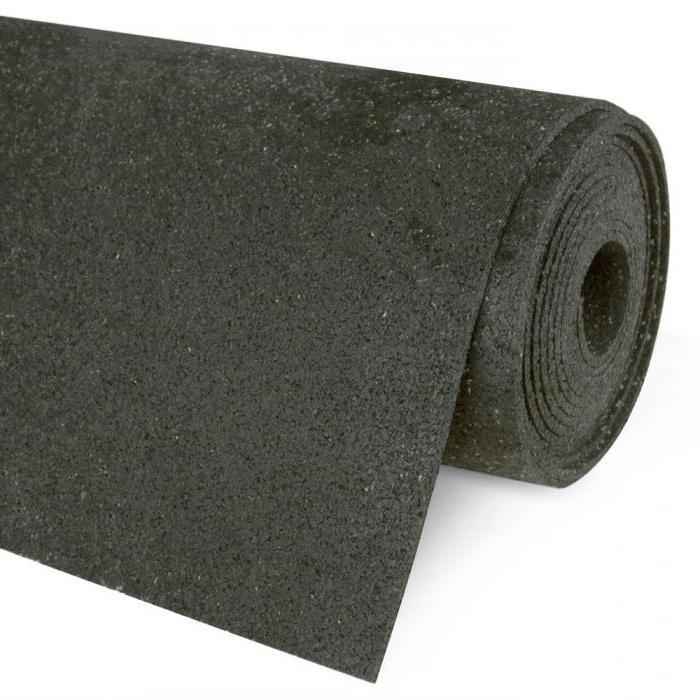 Шумоизоляционный материал для