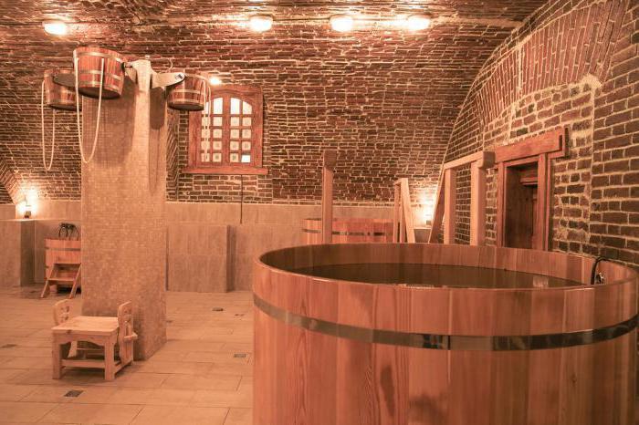Берсеневские бани отзывы