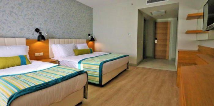 Отель Calido Maris Hotel 5* (Сиде, Турция): отзывы туристов
