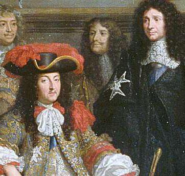 Жан Батист Кольбер 1619 1683