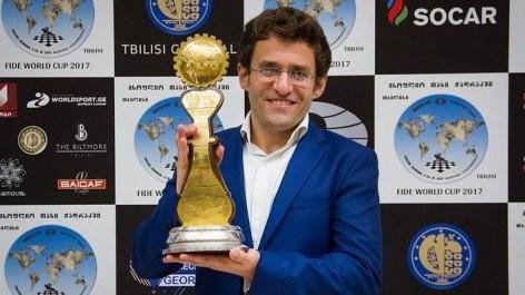 Кубок мира по шахматам Левон Аронян