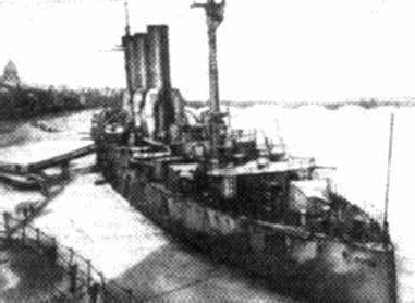 Крейсер «Аврора» — вестник революции