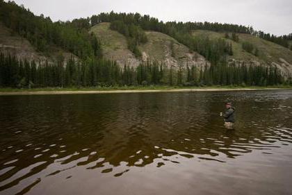 сплавы и рыбалка на алтае
