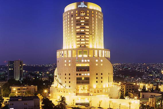 Столица Амман