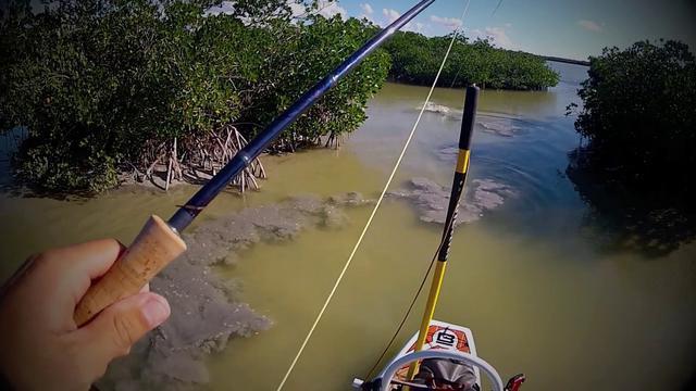 ловим рыбу в экстремальных условиях