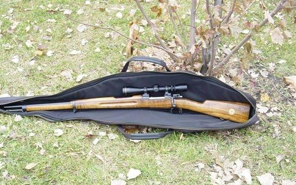 Огнестрельное Охотничье Оружие