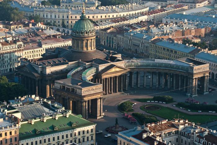 Ампир в архитектуре Санкт-Петербурга