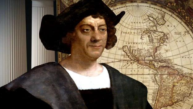 Колумб открыл Америку год