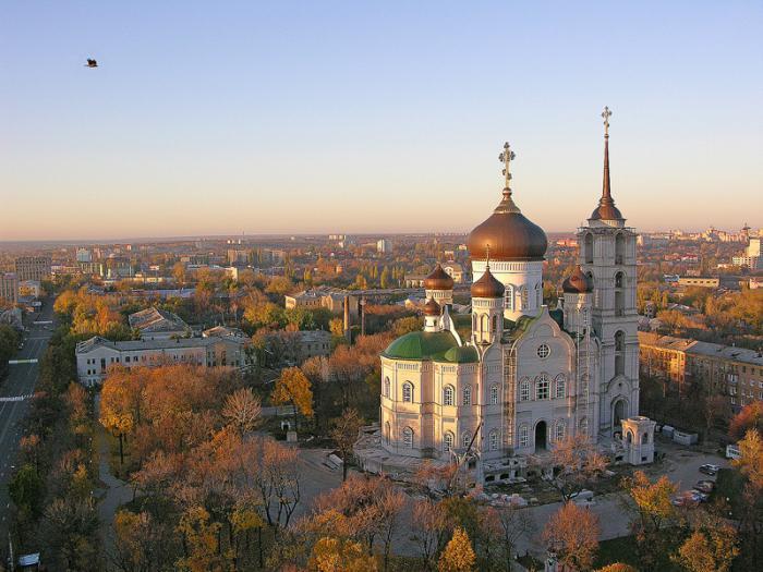Благовещенский кафедральный собор Воронеж
