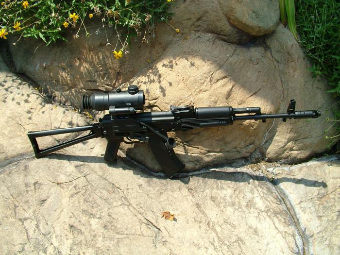 Ружье Сайга 410К