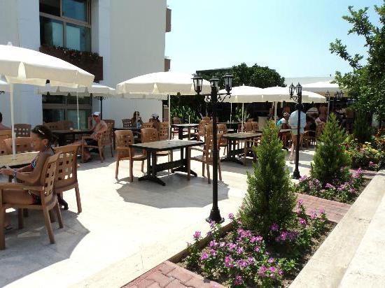 Отель Batont Garden Resort (Турция): описание, фото и отзывы…