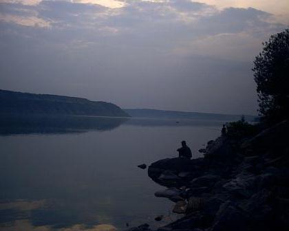 Рыбалка на Днестре в Приднестровье
