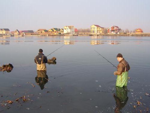 Рыбалка на Днестре Черновицкая область