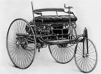 1-ая машина в истории