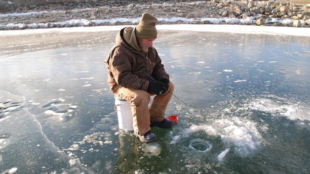 Снасти для ловли судака зимой на Волге
