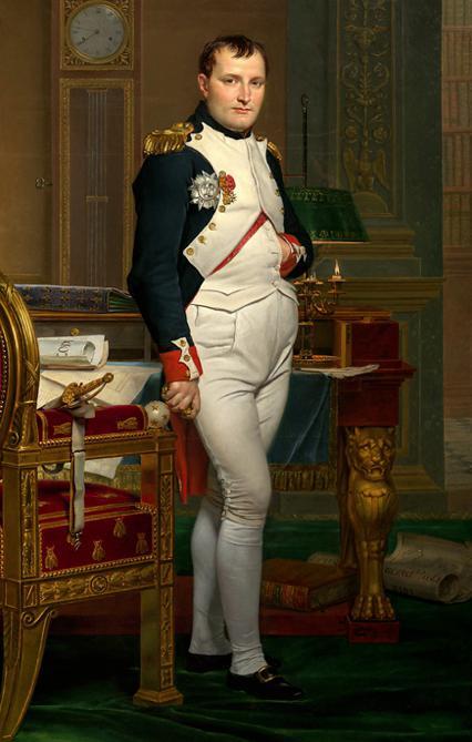 Рост Наполеона Бонапарта
