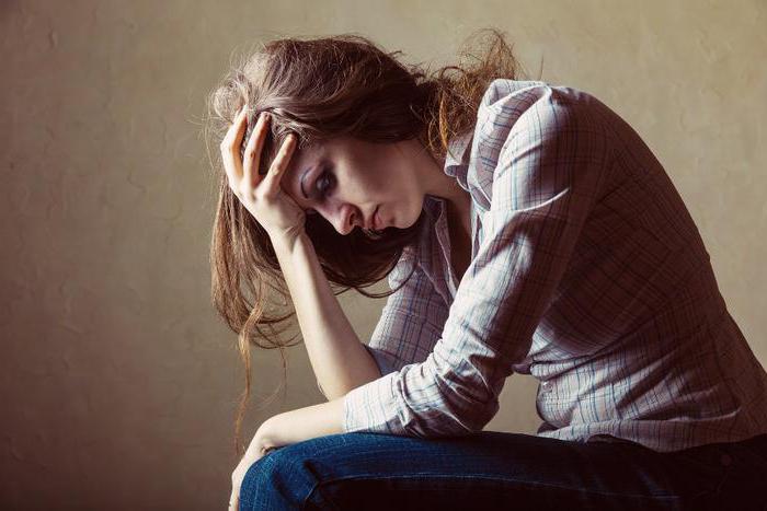виды депрессии