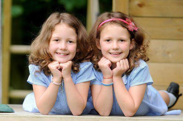 фото разнояйцевые близнецы