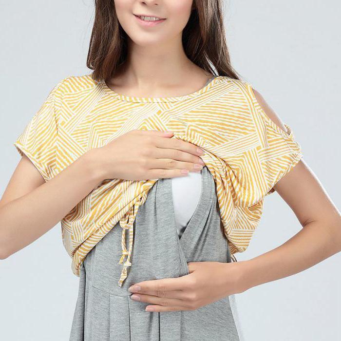 платье для кормящих мам своими руками