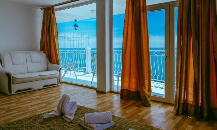 абхазия новый афон отель сова