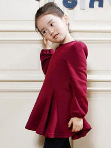 платье для девочки рукав фонарик