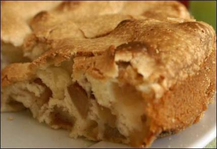 приготовление шарлотки из яблок рецепт